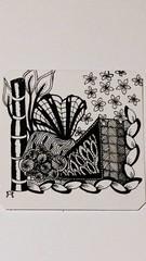 #zentangle #zendoodle (Paisley Armadillo) Tags: zendoodle zentangle