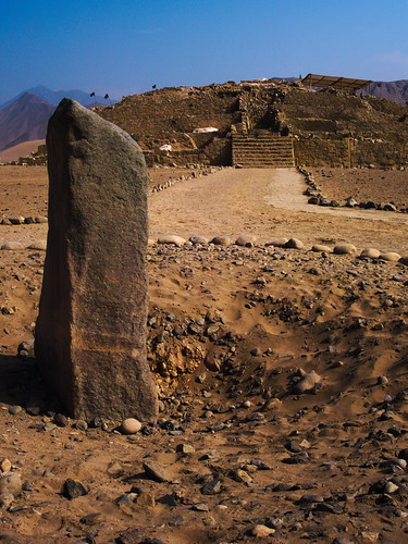 Le Menhir de Caral - The Menhir of Caral