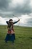 For getting the freedom... (RKAMARI) Tags: armedforces army arrow event historical selçuklu show soldier turks warrior woman