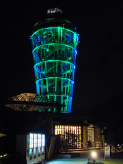 SEACANDLE (ShibataKen) Tags: japan 日本 seacandle シーキャンドル observationtower 展望タワー lighthouse 灯台 enoshima 江ノ島