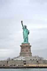 Liberty Enlightening the World (New York) (Doncardona) Tags: liberty enlightening world statue new york city nyc newyork usa united states america worldtraveler jpworldtraveler travel trip adventure journey nikon nikon3100 3100