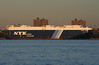 TRITON LEADER - NYK LINE - in New York, USA. October, 2016 (Tom Turner - NYC) Tags: tritonleader nyk nykline vessel spot spotting tomturner bay channel water waterway autocarrier vehiclecarrier carcarrier cargo roro rollon rolloff statenisland newyork nyc bigapple usa unitedstates marine maritime pony port harbor harbour transport transportation