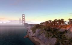 Golden Gate Bridge / Watch Dogs 2 (jcden77) Tags: watch dogs 2 watchdogs ubisoft san francisco golden gate bridge