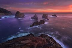 Edge of Oregon (Smi77y_OG) Tags: seascape landscape ocean summer sunset oregon southernoregon oregoncoast samuelhboardman statepark cliffs evening colorful nature exploreoregon nikon wideangle fineartlandscape