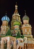 Saint Basil's Cathedral, Red Square, Moscow (chrisjohnbeckett) Tags: basil stbasilscathedral redsquare moscow nightshot travel building architecture colour dome brick chrisbeckett canonef24105mmf4lisusm lowlight availablelight