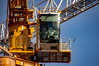 Man and Machine (Jori Samonen) Tags: man crane sky jätkäsaari helsinki finland nikon d3200 1603000 mm f3563 tamron