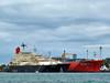 Sesama Tanker Dilarang Beradu (Everyone Shipwreck Starco (using album)) Tags: kapal kapallaut ship tankership kapaltanker