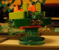 Lego Dimensions Aqua Watercraft (Doc Nero) Tags: lego dimensions dc movie sonic hedgehog midway ninjago doctor who arcade spy hunter joker batman tardis dalek