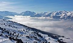 Zillertal unter Wolken (friedhelmbick) Tags: zillertal berge
