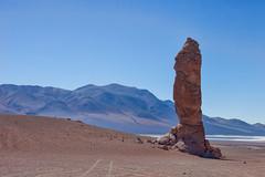 Monument. (david takes photos) Tags: losflamencosnationalreserve reservanacionallosflamencos atacama chile x
