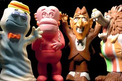 1970's Cereal Monster Vinyl Toys For General Mills (Neato Coolville) Tags: food breakfast cereal vinyl 70s monsters 1970s frankenberry generalmills countchocula booberry cerealmonsters fruitbrute