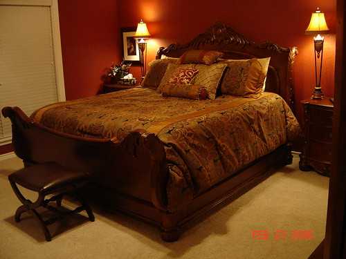 Romantic Master Bedroom Decorating Ideas