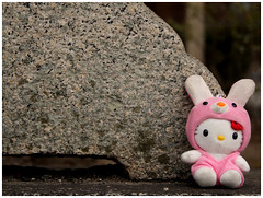 Hello Kitty (paul drzal) Tags: street travel pink cute japan tokyo kyoto doll fuji hellokitty great nikko tuj japanesedoll japancute