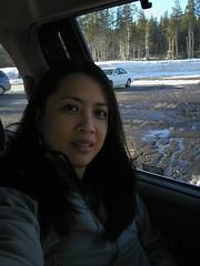 Finally arrived at Boreal (agnesiv) Tags: snow boreal agie