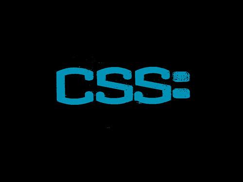 CSS @ flickr