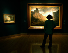 Room With A View (nailbender) Tags: woman art painting bravo quality topv777 yosemitevalley magiccity nailbender bestofmagiccity topvaa albertbierstadt birminghammuesumofart fivestarsgallery flickrplatinum jdmckinnon