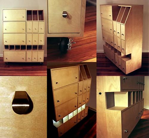 The One Dresser I Designed