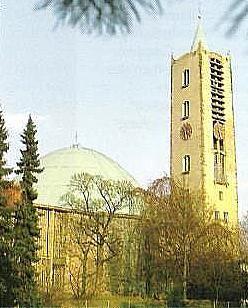 Kreuzkirche Kassel -außen