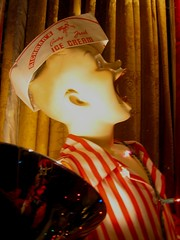 Crazeee (*Snado*) Tags: reflection window bigmouth mannequins hahahaha