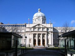 Irish government buildings