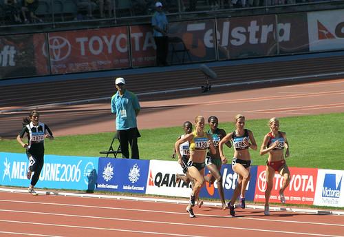 Women's 800m Heat1