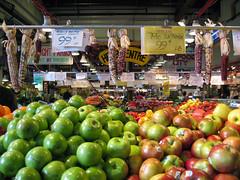 in the public market, granville island (jspad) Tags: fruit vancouver granvilleisland publicmarket