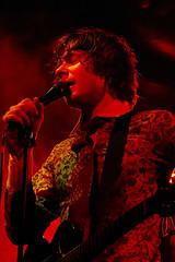 OK Go / Damian Kulash (grebo guru) Tags: london rock findleastinteresting scala greboguru rockband okgo 30306 33006 americandateformat britishdateformat