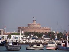 Real Felipe fortress since the sea, Peru (Jose Alarco) Tags: