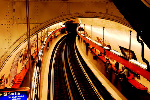 Paris Metro by pedrosimoes7, on Flickr