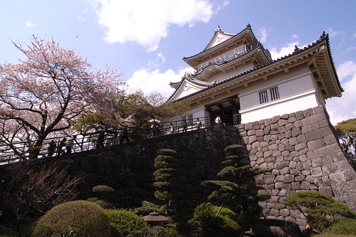 Odawara Castle Entrance