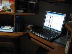 My computer corner