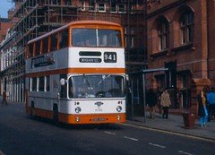 Greater Manchester PTE bus 48 (togetherthroughlife) Tags: bus manchester wigan gmpte 941 greatermanchester atlantean