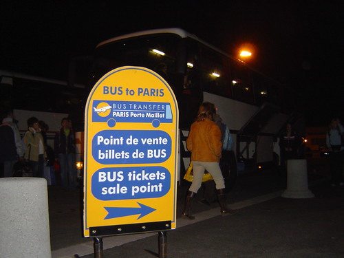 Cheap fast transportation to paris beauvais airport - Beauvais paris porte maillot ...