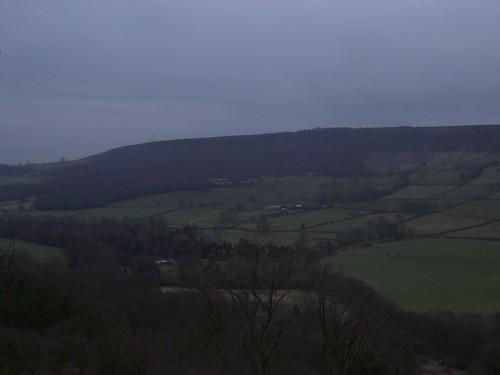 the gloomy moors
