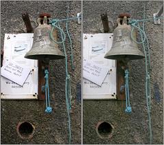 Balliolman_No ferry_X (Balliolman) Tags: wow 3d cornwall bell stereo crossed kernow malpas