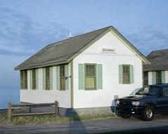 Begonia, June 2004 (westvillagebob) Tags: seaside massachusetts north cottage 8x10 cape cod ektachrome dayscottages northtruro