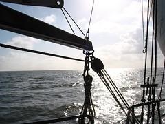Sonnenuntergang auf dem Ijsselmeer (turbosatellit) Tags: sunset holland wasser sailing sonnenuntergang segeln ijsselmeer segel score50