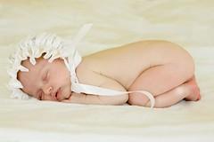 southern belle (-Angela) Tags: sleeping baby topf25 virginia topf50 infant newborn 50100fav bonnet client