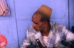 78-26 (World Picture Service) Tags: people faces 1987 middleeast arabia yemen sanaa theface portrets yemeni arabianpeninsula worldpictureservice yemenipeople peopleofyemen muslimcountry tourbycar