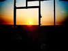 birdsun (• peyote) Tags: birds contraluz atardecer ventana iquique ballenera
