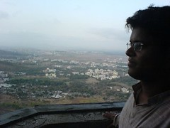 Rajesh at 6:45am (khush_sachin) Tags: trip jivdani