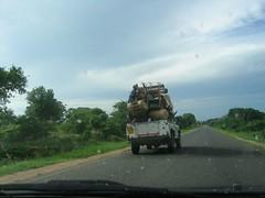 MWL 054 (ctrl-alt-grant) Tags: road furniture passengers malawi landrover overloaded takenbygerald