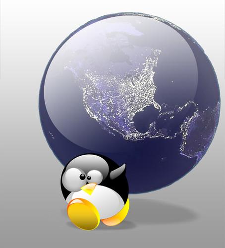 Tux's World