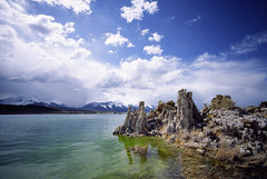 South Tufa #2 - by magnusw