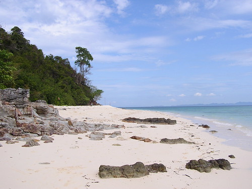 Koh Phai (Bamboo Island)