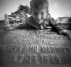 The 29th ([ CK ]) Tags: blur 120 smile colin mediumformat fun blurry pinhole type ilford 400asa pinholga haveagreatday the29th toallmyflickrfriends