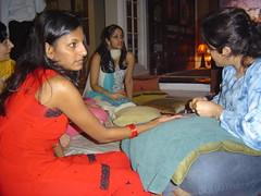 Anusha's Mehndi