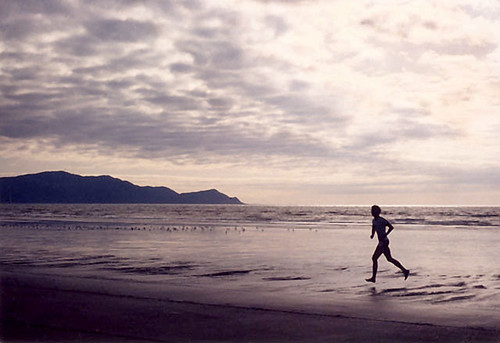 Loneliness of a Long Distance Runner, New Zealand, ca 1982