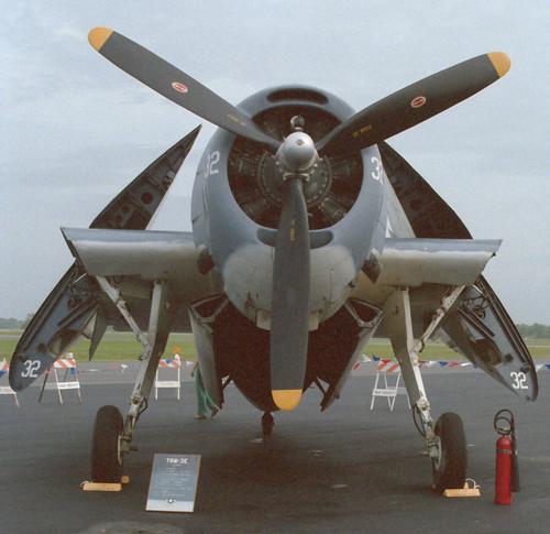 Warbird picture - TBM-3E Avenger Torpedo Bomber