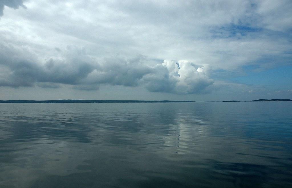 Unusual Peconic Bay